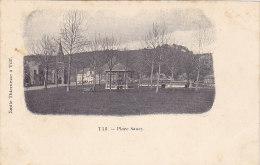 Tilff - Place Saucy (précurseur, Kiosque) - Esneux