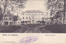 Château De Longchamps - Entrée Principale (précurseur) - Bertogne