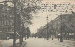 Köln Am Rhein, Hohenzollernring, Postkarte, Nordhrein-Westfalen - Koeln
