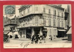 65 TARBES Un Coin De La Place Maubourguet Animée - Tarbes