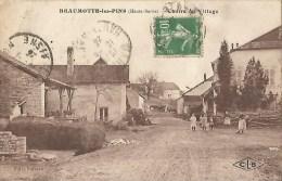 70 Beaumotte Les Pins Centre Du Village - Frankrijk