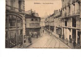 88-----EPINAL---rue Léopold Bourg---voir 2 Scans - Epinal