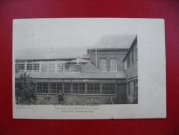 CPA Industrie - St Nicolas D'Aliermont - Fabrique De Pendules De Voyage - Maison Mauranne - Voyagée 1905 - Industry
