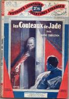 Voyages Lointains Aventures Etranges  Les Couteaux De Jade  Thévenin - Libri, Riviste, Fumetti