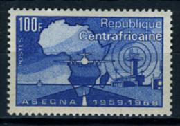 1969 -  Repubblica Centroafricana - Republique Centrafricaine - Catg. Mi 201 - NH - (X06092015...) - Repubblica Centroafricana