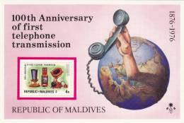 Maldivas Hb 36 - Maldives (1965-...)