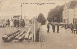 S-8 - SERAING -Quai Des Princes - Travaux D'élargissement De La Meuse -  - Voir  Scans - Seraing