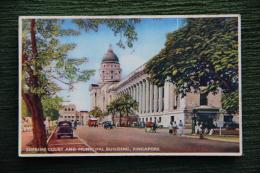 SINGAPOUR - Supreme Court And Municipal Building - Singapore