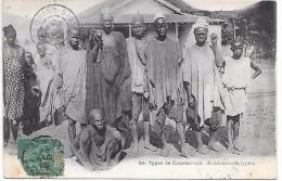 COTE D´IVOIRE - Types De Kouranssah - Côte-d'Ivoire
