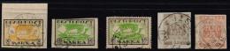 Estland 1918/19/20,Michel# 1, 3 B Oder D, 13y, 23 A + B O - Estonia