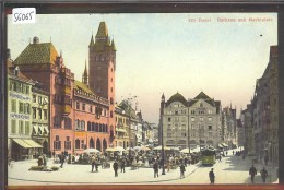 BASEL - MARKTPLATZ - TRAMWAY - TB - BS Basel-Stadt