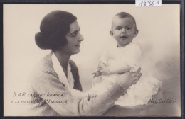 S.A.R. La Princ. Iolanda E La Figlia Cont-na Ludovica (13´661) - Histoire