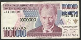 1.000.000 Lirasi 1970 Offer! - Türkei