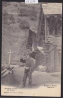 Militaire Suisse : La Diane – Schweiz. Militär Tagwache – Ca 1905 ; Stempel Ecole Militaires Colombier (13´674) - Histoire