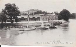 LIBOURNE - 33 -     Les Bords De La Dordogne - Le Tertre De Fronsac - VAN - - Libourne