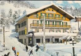 74-----VERCHAIX---hôtel-restaurant  CHALET FLEURI---voir 2 Scans - Autres Communes