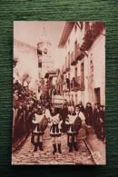 FONTARABIE - Processions Dans Les Rues - Espagne