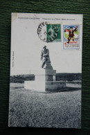 VOUZIERS CHESTRES - Monument Aux Morts Tchécoslovaques - Vouziers