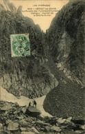 N°1435 MMM 65 VERNET LES BAINS LE PARADIS CANIGOU COULOIR DE LA BRECHE DURIER - Autres Communes