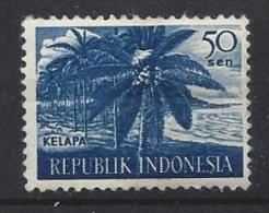 Indonesia  1960 Agricultural Products  50s  (*) MM - Indonesia