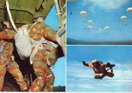 PARACADUTISMO-MILITARI - Paracadutismo