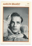 Fiche Cinéma MARLON BRANDO 1955 - Photos