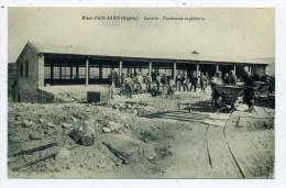 Algérie.Mines D'Ain-Arko.Laverie.Plateforme Supérieure. - Métiers