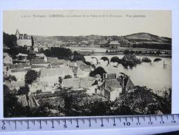 CPA (24) Dordogne - LIMEUIL Au Confluent De La Vezère Et De La Dordogne - Vue Générale - Unclassified