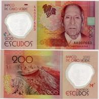 CAPE VERDE       200 Escudos       P-New       5.7.2014       UNC - Kaapverdische Eilanden