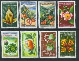 VEND BEAUX TIMBRES DE NOUVELLE - CALEDONIE N° 314 - 321 , NEUFS SANS CHARNIERE !!!! - Neukaledonien