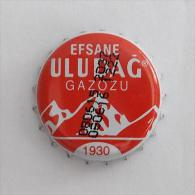 Turkish Soft Drink Soda Crown Cap �Uludag�