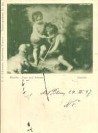 Autriche   Enfants Murillo Jesus Und Johanner - Fantaisies
