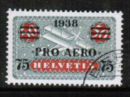 CH 1938 MI 325 USED - Suisse