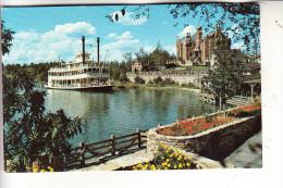 DISNEY - DISNEYWORLD - Steamship Admiral Joe Fowler # 01110216 - Disneyworld