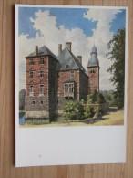 AK - Westfälische Wasserburgen Nach Aquarellen Von C. Determeyer: Haus Nehlen - In Berwicke / Welver Bei Soest - Soest