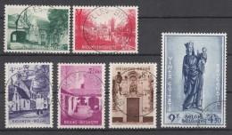 Nr 946/951, Zeer Mooi Gestempeld, Cote = 93 € (X06278) - Belgien