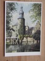 AK - Westfälische Wasserburgen Nach Aquarellen Von C. Determeyer: Schloss Gemen - Bei Borken - Bocholt - Borken