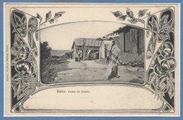 AMERIQUE - BRESIL -  BAHIA --  Casas Do Campo - Salvador De Bahia