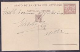 Vatican - Lettre - Vatican