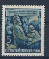 DDR Michel No. 485 A X I ** postfrisch / gepr�ft Altsignatur Gerhard