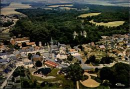 36 - VILLEDIEU-SUR-INDRE - Vue Aérienne - Fete Foraine - France