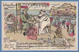 POLITIQUE - SATIRIQUES -- La Semaine Politique Satirique  --  5 -  Semaine 1906 - Satiriques