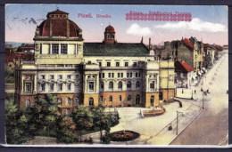 Tchéque République. Plzeň, Voyagé - Tschechische Republik