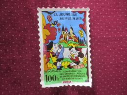 Vignette  La Jeunesse En Plein Air  1952 - Organisations