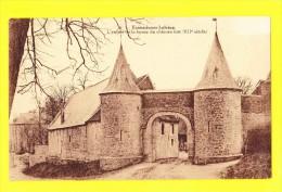 * Ecaussinnes Lalaing (Hainaut - La Wallonie - Charlerloi - Mons) * (Edition Belge) Chateau, Entrée De La Ferme, Kasteel - Ecaussinnes