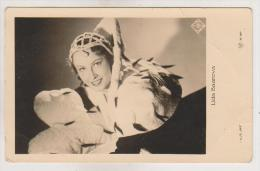 Lida Baarova.Latvian Edition.Nr.2409 - Acteurs