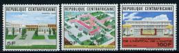 1988 -  Repubblica Centroafricana - Republique Centrafricaine - Catg. Mi 1352/1354 - NH - (X06092015...) - Repubblica Centroafricana