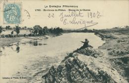35 PLELAN LE GRAND / Etang De La Chaize / - Frankreich
