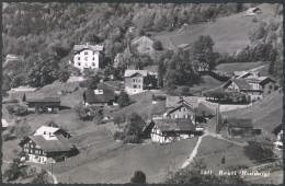 Reuti Haslibrg Old Postcard Travelled 1955 Bb - BE Berne