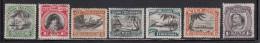 Niue MH Scott #60-#66 SG #62-#68 Set Of 7 Scenics - Watermark NZ, Star - Niue